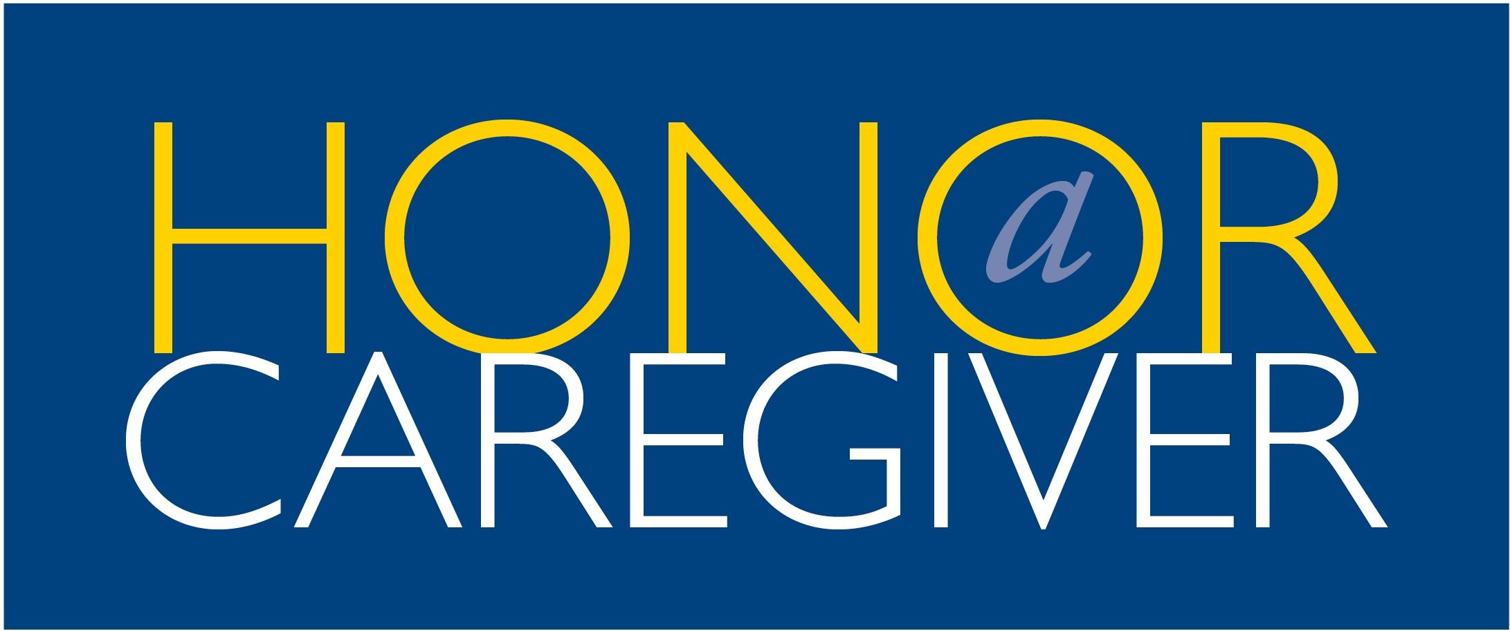 Honor a Caregiver Logo - 2